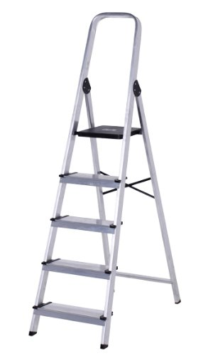 Altipesa Escalera taburete Aluminio escalera - Escalera de mano