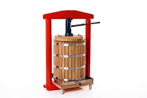 Hydraulische Obstpresse GP-50 - Weinpresse Apfelpresse Beerenpresse Traubenpresse Fruchtpresse Saftpresse