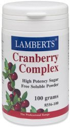 Lamberts Cranberry Complex Powder - 100g from Lamberts