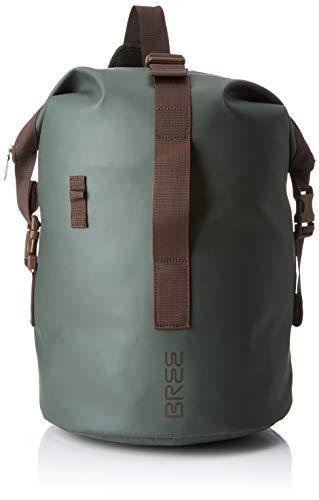 BREE Collection Unisex-Erwachsene Punch 724, Climbing Ivy, Cross Kit Bag Shopper, Grün, 30x50x30 cm