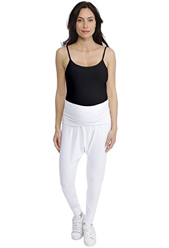 Pantalon, Sarouel ORCHIDEE Blanc