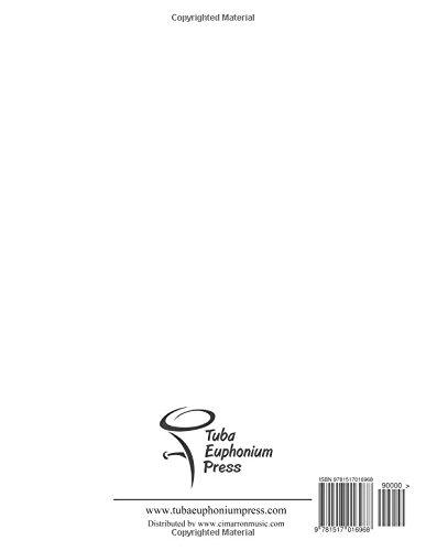 Etudes for Tuba (volume 3)