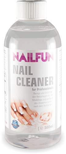 Nailcleaner 500ml = 99,9% Isopropanol kosmetisch rein - Spezial Nagel Reiniger in Studioqualität -