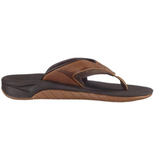 Reef Slap II, Tongs homme Marron (Dark Brown)