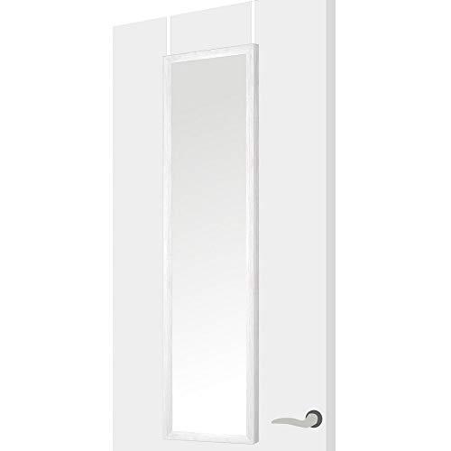 Espejo Puerta nórdico Blanco Madera MDF Dormitorio