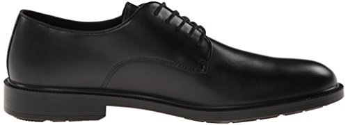 Hush Puppies Ivan Banker Oxfords Shoes Black Leather