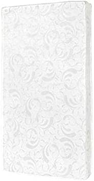 GDF GALAXY DESIGN FURNITURE Galaxy Design Orthomedical Mattress, 90 x 190 12 cm Thickness GDFMM9019012, White,