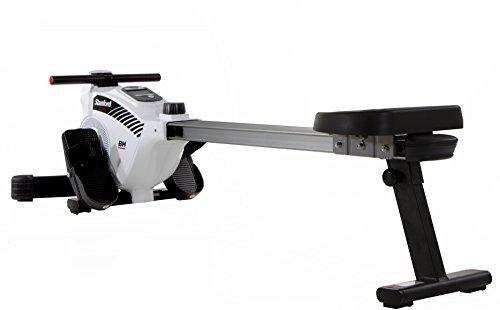 BH Fitness STANFORD R301L vogatore magnetico pieghevole con tiro centrale