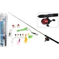 Xq max - Set de pesca para niños 24 piezas