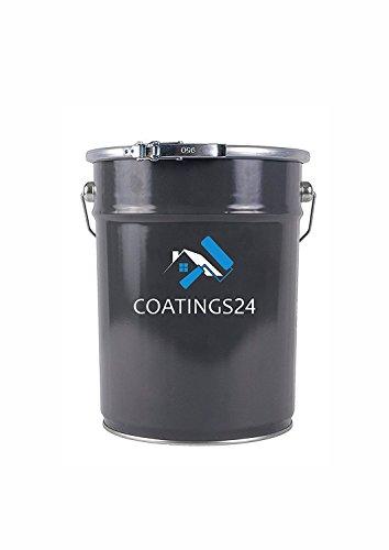 Rivestimento pavimento Pittura Vernice per cemento RAL 6002 Verde foglia 10L