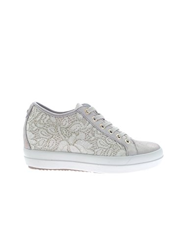 Igi&Co 78342 Sneakers Donna Taupe/platino
