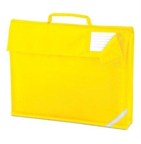 Quadra Buch-tasche - Gelb, Einheitsgröße Giallo