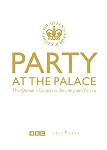 Party At The Palace - The Queen's Concerts, Buckingham Palace [VHS]