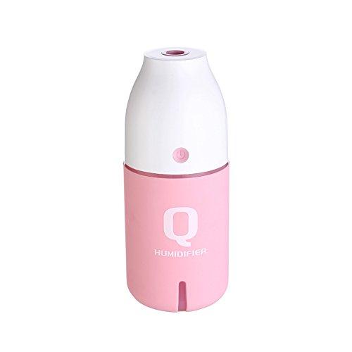 Preisvergleich Produktbild OME*QIUMEI 150 Ml Ultraschall Luftbefeuchter Persönliche Q Flasche Air Freshner Für Auto Für