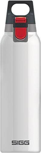 Sigg 8540.10, Borraccia Termica Unisex - Adulto, Bianco, 0.5 L
