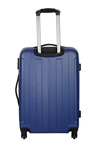 TravelOne Luggage Set, Marineblau (Blau) - 13731201BLEU-3