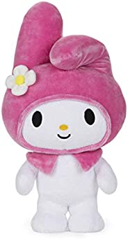 GUND Sanrio Hello Kitty My Melody Plush Stuffed Animal, 9.5&