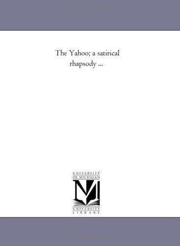 the-yahoo-a-satirical-rhapsody