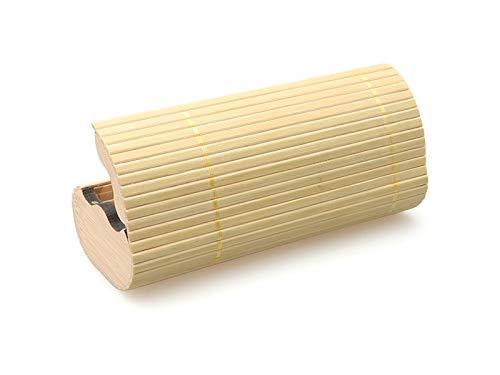 Young shinee Brillenetui Handgemachte Bambus Sonnenbrillen Box Brillenetui für Männer und Frauen für Lesebrille