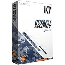 K7 Internet Security Version Free - 1 PC, 1 Year