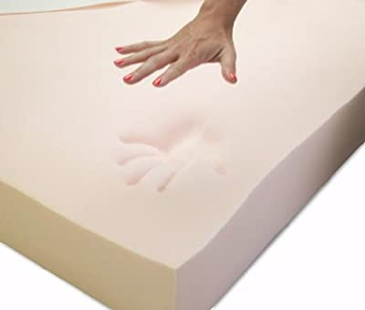 Single Memory Foam Matress Topper 2 Inch