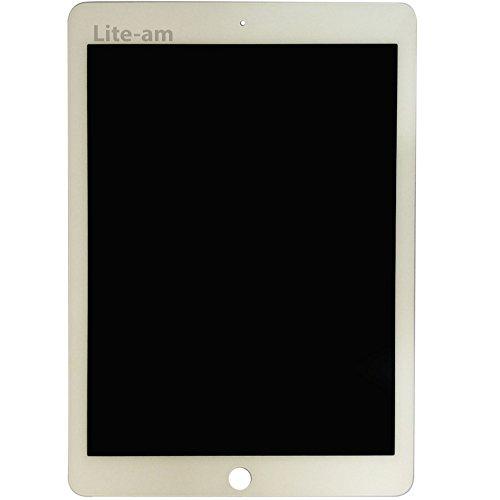 Ersatz 24,6cm iPad Touch Screen Digitizer + Lcd Montage ohne Home-Taste für Apple iPad Air 2A1566A1567mh2V2ll/A EMC 2822+