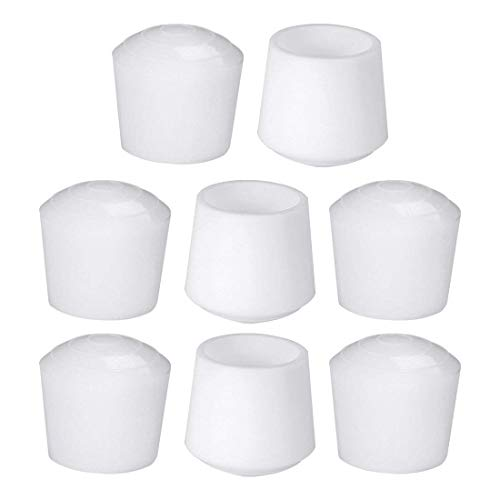 ips Cup Rubber Feet Cover Furniture Glide Floor Avoid Scratch Non Slip 8pcs 32mm/1 1/4