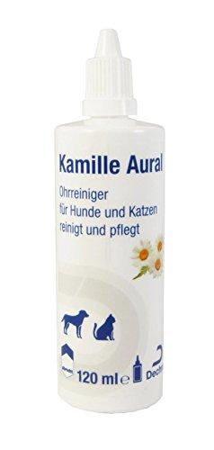 Kamillen-Ohrenreiniger 120 ml Flasche