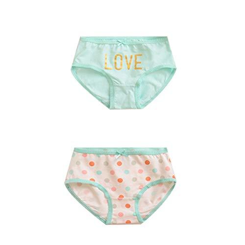 SBL Girls' underwear/medium children's underwear/cotton student briefs/little girl baby bottoms