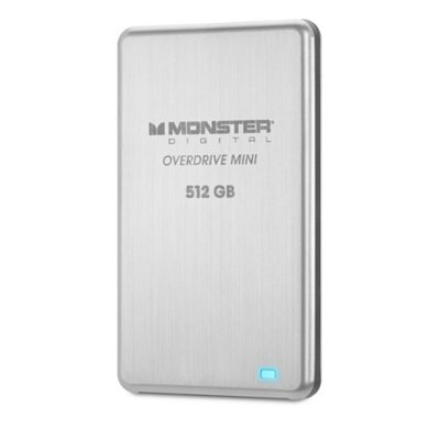 Monster Digital MONSSDMINI externe Festplatte  SSD USB | 0849933002541