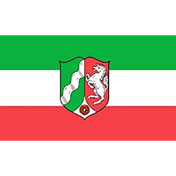 U24 Flagge Fahne Nordrhein-Westfalen NRW 90 x 150 cm