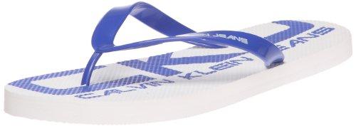 Calvin Klein Jeans - Smith, sandali uomo, color Blu (Blau - blau), talla S