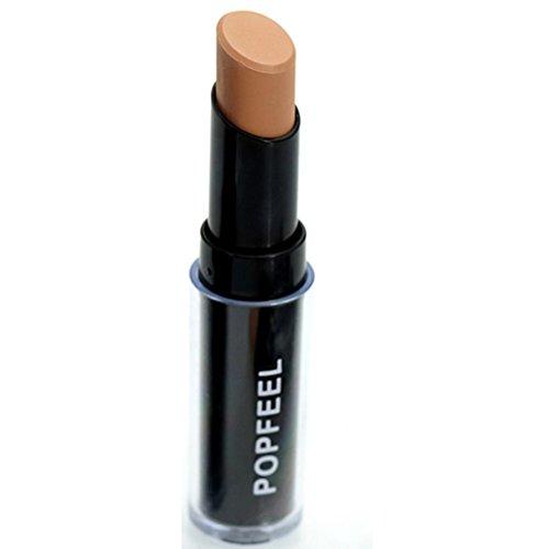 Ularma Maquillage Francklin Crème Visage Lèvres Cache-cernes Mettez en surbrillance Contour Stylo Bâton D