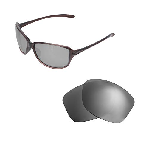 445c0cf5a5997 Walleva Replacement Lenses For Oakley Cohort Sunglasses - Multiple Options  available (Titanium - Polarized)