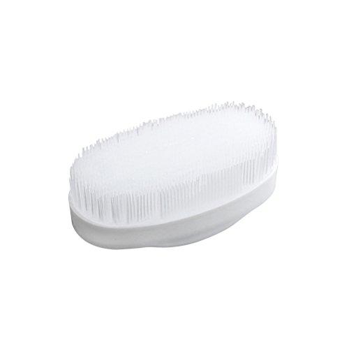 BESTONZON Multifunktionale Weiche Haushaltsbürste Reinigung Kleidung Schuhe Bettwäsche Bettdecke Teppich Waschbürste -