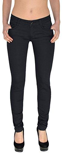 by-tex Damen Jeans Hose Skinny Damen Jeanshose Röhrenjeans in 5 Farben bis Größe Übergröße 54 # J245