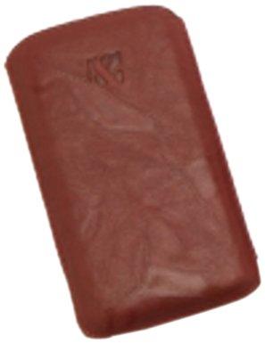 GBL & G BL-Custodia in Pelle per HTC Sensation XL, Colore: Marrone Tabacco Slavato