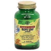 Solgar - SFP Olive Leaf Extract Vegetable Capsules - 60 K from Solgar