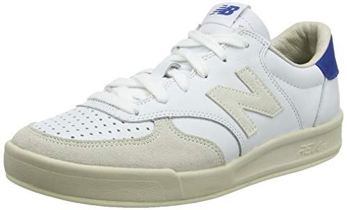 New Balance CRT300, Sneaker Uomo, Bianco White, 46.5 EU