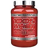 Proteine-100% Whey Protein Professional - 900g -vanille fruits rouges- Scitec Nutrition