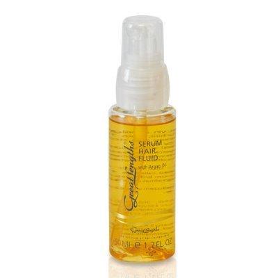 Super-shine-gloss (Great Lengths Serum Hair Fluid shine & gloss 50ml Spitzenfluid - 50ml)