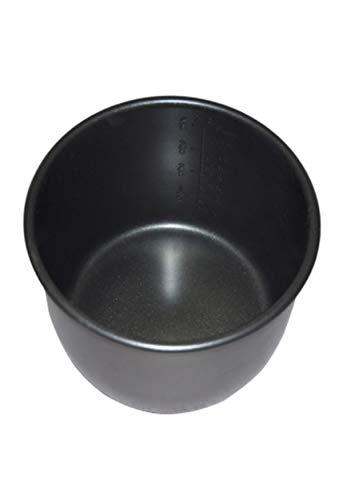 Cubeta recubrimiento Extra Antiadherente Daikin Negro