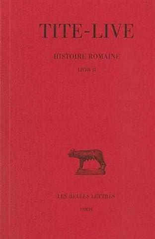 Histoire romaine, tome 2 : Livre II