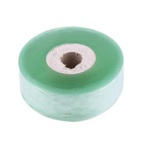 Cinta de Injerto, Akozon Cinta de Cultivo Injerto Planta Estirable Autoadhesivo 2CM x 100M para Árbol Frutal Plants Garden PVC Grafting Tape