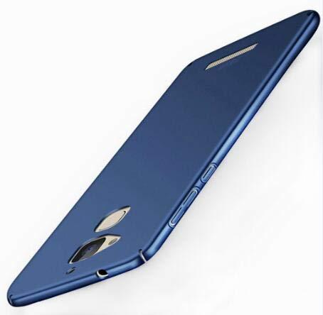 Cover Asus Zenfone 3 Max ZC520TL - BCIT Custodia Asus Zenfone 3 Max ZC520TL [Ultra sottile] [Leggera] Antigraffio Antiscivolo Shell iPhone per Asus Zenfone 3 Max ZC520TL - Blu