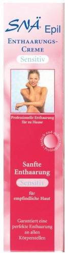 Snä Epil Enthaarungscreme Sensitive, 75 ml