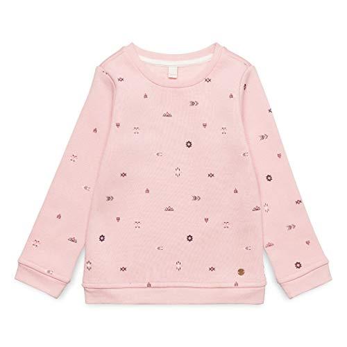 ESPRIT KIDS Mädchen Sweatshirt, Rosa (Pastel Pink 312), 92 -