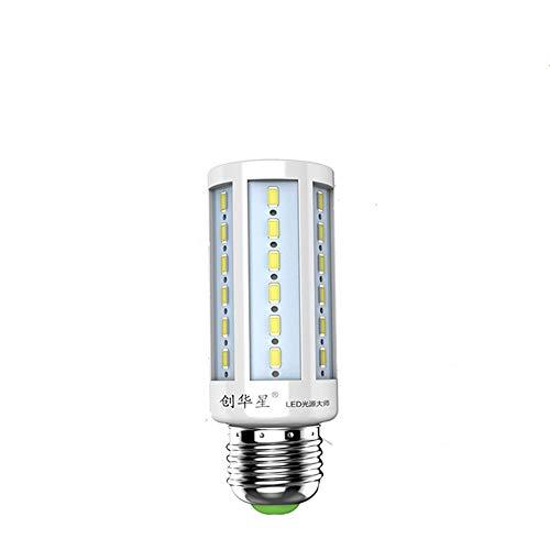 5W-80w E27 E14 B22 kühle weiße LED-Mais-Glühlampe, kühle weiße 3200Lumens 6500k 5730SMD -