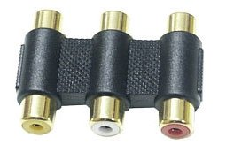 triple-3-rca-phono-to-rca-phono-female-connector-coupler-electronics