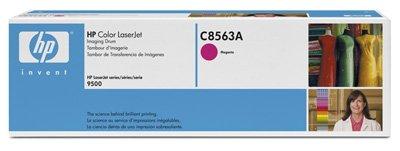 Hewlett Packard -HP- Color Laserjet 9500 MFP (C8563A) original Trommel-Einheit - Rot / Magenta -